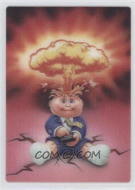 2011 Topps Garbage Pail Kids Flashback Series 2 [???] #5 - Adam Bomb