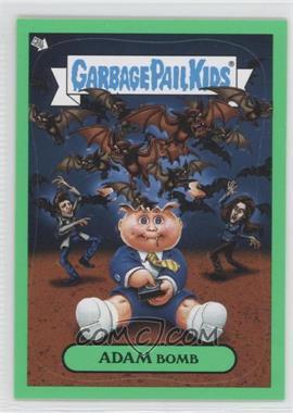 2011 Topps Garbage Pail Kids Flashback Series 2 [???] #5 - [Missing]