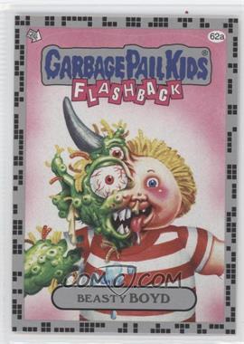 2011 Topps Garbage Pail Kids Flashback Series 2 [???] #62A - [Missing]