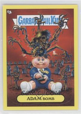 2011 Topps Garbage Pail Kids Flashback Series 2 [???] #8 - [Missing]
