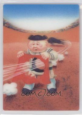 2011 Topps Garbage Pail Kids Flashback Series 3 - 3D #2 - Gored Gordon