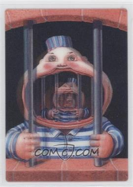 2011 Topps Garbage Pail Kids Flashback Series 3 - 3D #4 - Con Vic