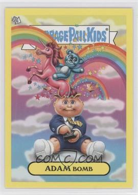 2011 Topps Garbage Pail Kids Flashback Series 3 [???] #10 - Adam Bomb