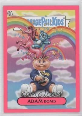 2011 Topps Garbage Pail Kids Flashback Series 3 [???] #10 - Adam Bomb
