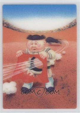 2011 Topps Garbage Pail Kids Flashback Series 3 [???] #2 - Gored Gordon