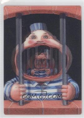 2011 Topps Garbage Pail Kids Flashback Series 3 [???] #4 - [Missing]