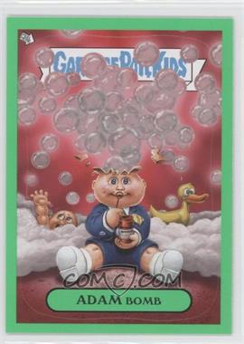 2011 Topps Garbage Pail Kids Flashback Series 3 [???] #6 - Adam Bomb