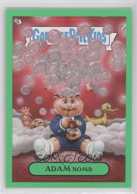 2011 Topps Garbage Pail Kids Flashback Series 3 [???] #6 - Adam Bomb