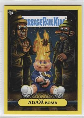 2011 Topps Garbage Pail Kids Flashback Series 3 [???] #8 - Adam Bomb