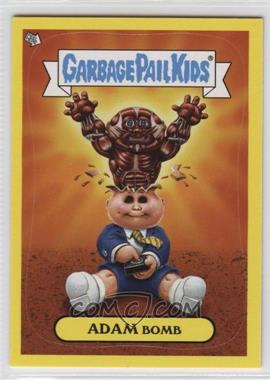 2011 Topps Garbage Pail Kids Flashback Series 3 [???] #9 - Adam Bomb