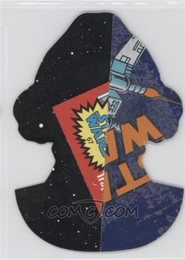 2011 Topps Star Wars Galaxy Series 6 Die-Cut Sketch Cards #N/A - [Missing] /1