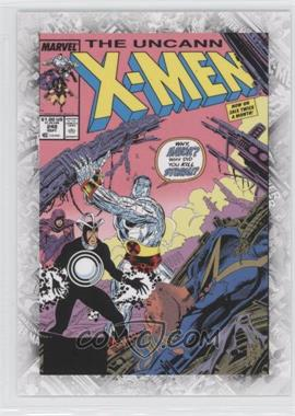 """2011 Upper Deck Marvel Beginnings Series 1 - Breakthrough Issues Comic Covers #B-30 - Uncanny X-Men #248 (""""The Cradle Will Fall"""")"""
