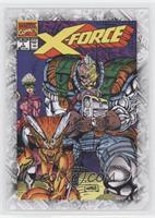 X-Force Vol. 1 #1