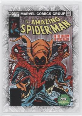 "2011 Upper Deck Marvel Beginnings Series 1 Breakthrough Issues Comic Covers #B-29 - The Amazing Spider-Man Vol. 1 #238 (""Shadow of Evils Past!"")"