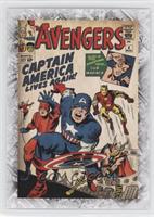 The Avengers Vol. 1 #4 (