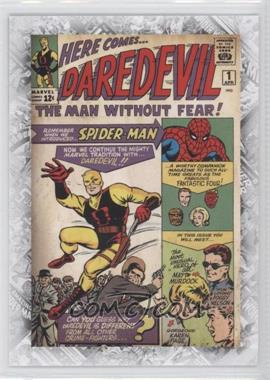 2011 Upper Deck Marvel Beginnings Series 1 Breakthrough Issues Comic Covers #B-41 - [Missing]