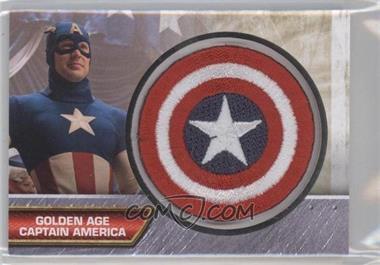 2011 Upper Deck Marvel Studios Captain America The First Avenger [???] #I-6 - [Missing]