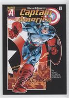 Captain America vol. 1 #445