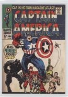 Captain America vol. 1 #100