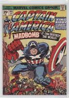 Captain America vol. 1 #193