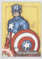 Bill Pulkovski (Captain America) /1