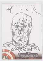 David Mack (Red Skull) /1