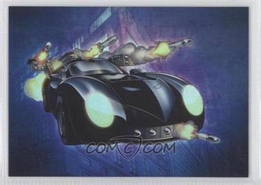 2012-13 Cryptozoic DC Batman: The Legend - The Batmobile #BM4 - Batmobile