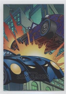 2012-13 Cryptozoic DC Batman: The Legend - The Batmobile #BM8 - Batmobile