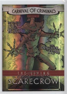 2012-13 Cryptozoic DC Batman: The Legend Carnival of Criminals #CP4 - Scarecrow