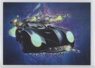 2012-13 Cryptozoic DC Batman: The Legend The Batmobile #BM4 - Batmobile