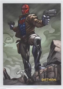 2012-13 Cryptozoic DC Batman: The Legend #25 - DC Comics Red Hood