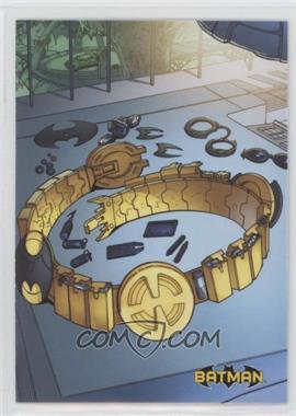 2012-13 Cryptozoic DC Batman: The Legend #57 - Batman Utility Belt