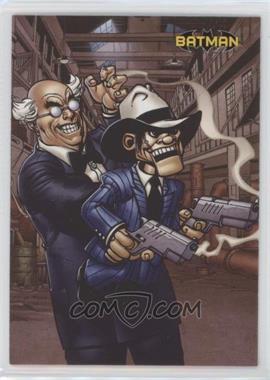 2012-13 Cryptozoic DC Batman: The Legend #60 - Ventriloquist & Scarface