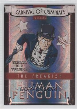 2012 Cryptozoic DC Batman: The Legend [???] #CP3 - [Missing]