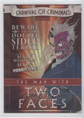 2012 Cryptozoic DC Batman: The Legend Carnival of Criminals #CP7 - [Missing]