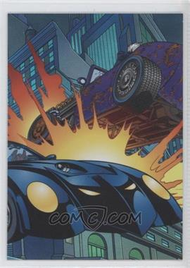 2012 Cryptozoic DC Batman: The Legend The Batmobile #BM8 - [Missing]