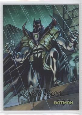 2012 Cryptozoic DC Batman: The Legend #44 - Azrael as Batman