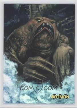 2012 Cryptozoic DC Batman: The Legend #48 - Clayface