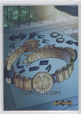 2012 Cryptozoic DC Batman: The Legend #57 - Batman Utility Belt
