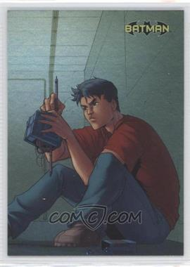 2012 Cryptozoic DC Batman: The Legend #6 - Tim Drake
