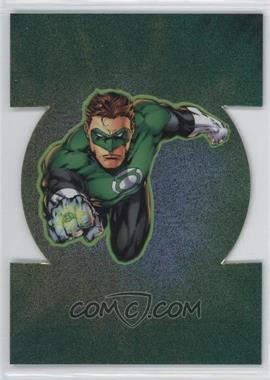 2012 Cryptozoic DC The New 52 - Lanterns Die-Cuts #LNTRN-01 - Hal Jordan