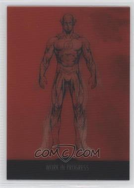 2012 Cryptozoic DC The New 52 - Work in Progress #WIP-6 - Flash