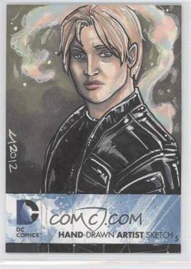 2012 Cryptozoic DC The New 52 Hand-Drawn Artist Sketches #N/A - [Missing] /1