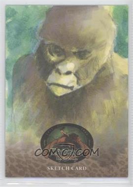 2012 Cryptozoic Tarzan 1912-2012 100th Anniversary - Sketch Cards #N/A - [Missing] /1
