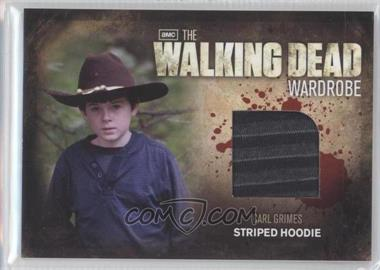 2012 Cryptozoic The Walking Dead Season 2 - Wardrobe #M18 - Carl Grimes
