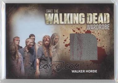 2012 Cryptozoic The Walking Dead Season 2 Wardrobe #M29 - [Missing]