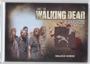 2012 Cryptozoic The Walking Dead Season 2 Wardrobe #M29 - [Missing]