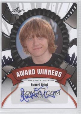2012 Leaf Pop Century Award Winners #AW-RG1 - Rupert Grint