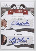 Joanna Cassidy, P.J. Soles