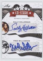 Sally Kellerman, Fred Williamson
